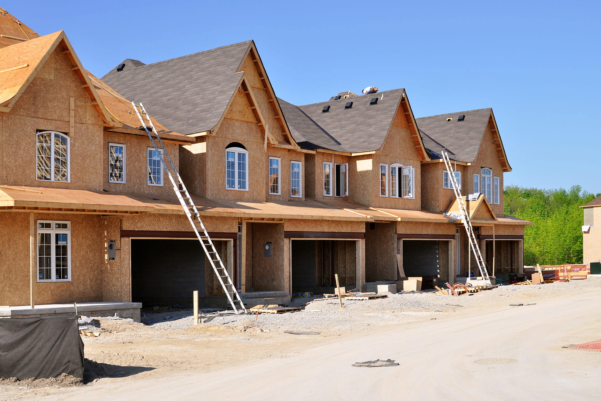 new construction loans